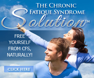 chronic fatigue syndrome solution